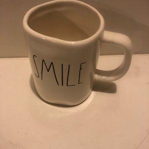 Rae Dunn Smile Mug Large Letter Gift Dentist